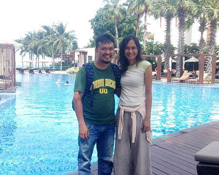Thaksin & Kwan