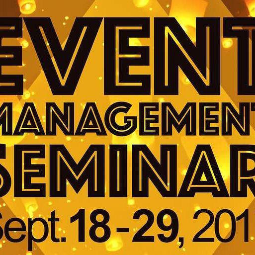 Event Management Seminar
