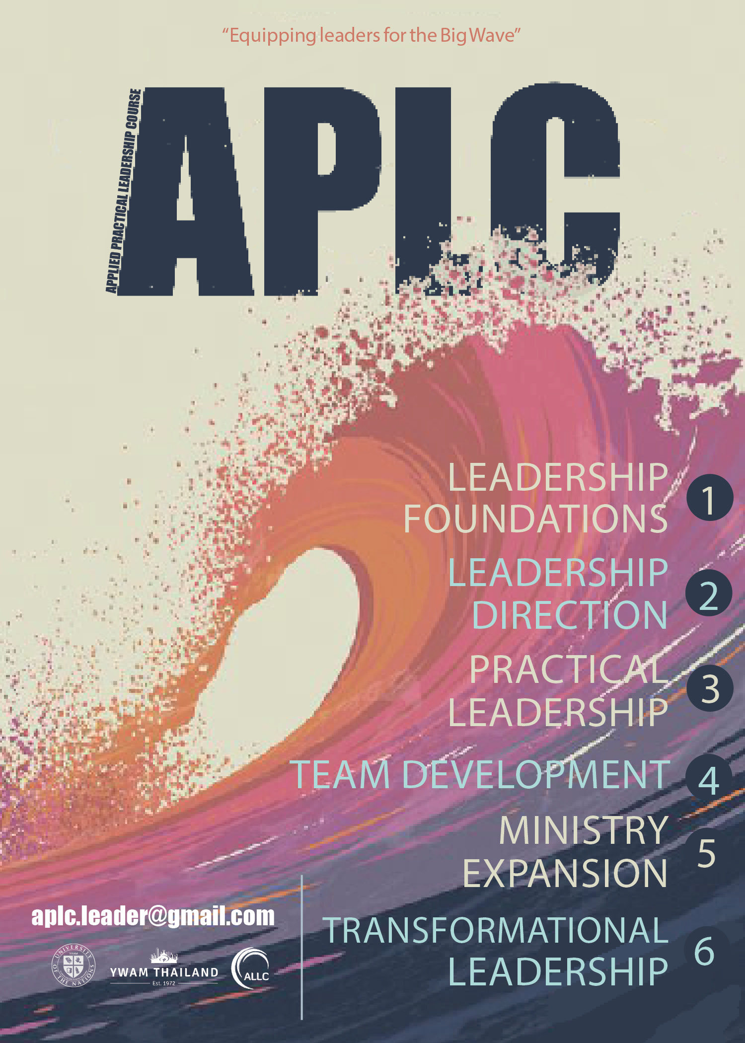 Applied Practical Leadership Course