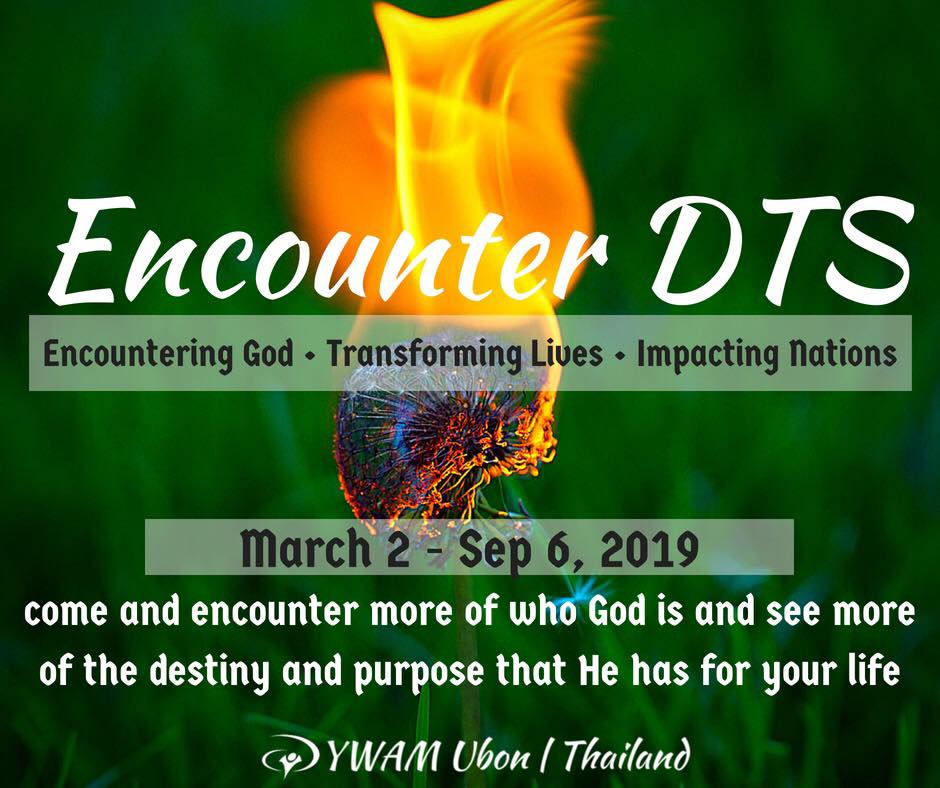 Encounter Discipleship Training School