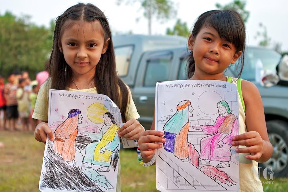 Pattaya Slum Ministries