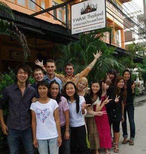 Bangkok Transformation Discipleship Training School
