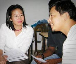 Counseling Ministry Thailand
